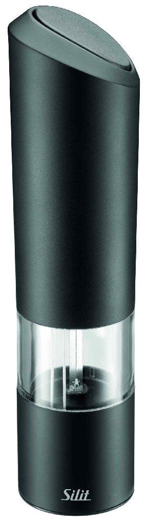Elektrický Mlýnek na pepř/sůl SIENNA černý 21 cm - WMF