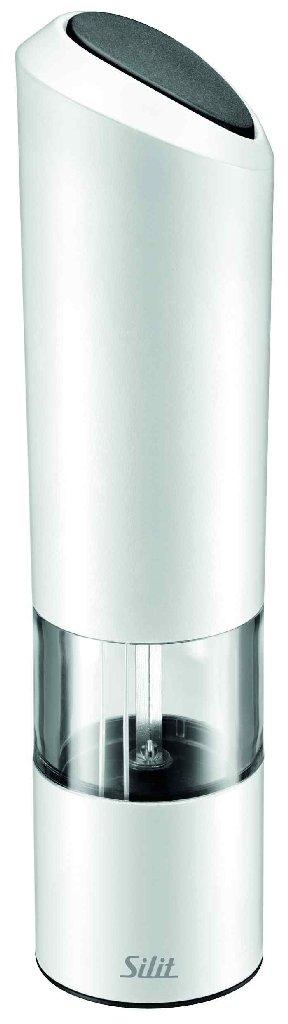 Elektrický Mlýnek na pepř/sůl SIENNA bílý 21 cm - WMF