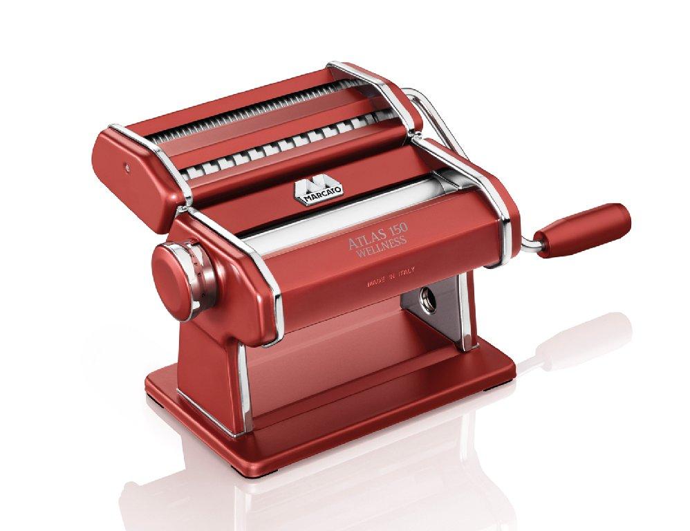 Strojek na těstoviny ATLAS 150 Marcato červený - Marcato