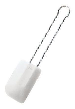 Silikonová stěrka bílá 32 cm - Rösle