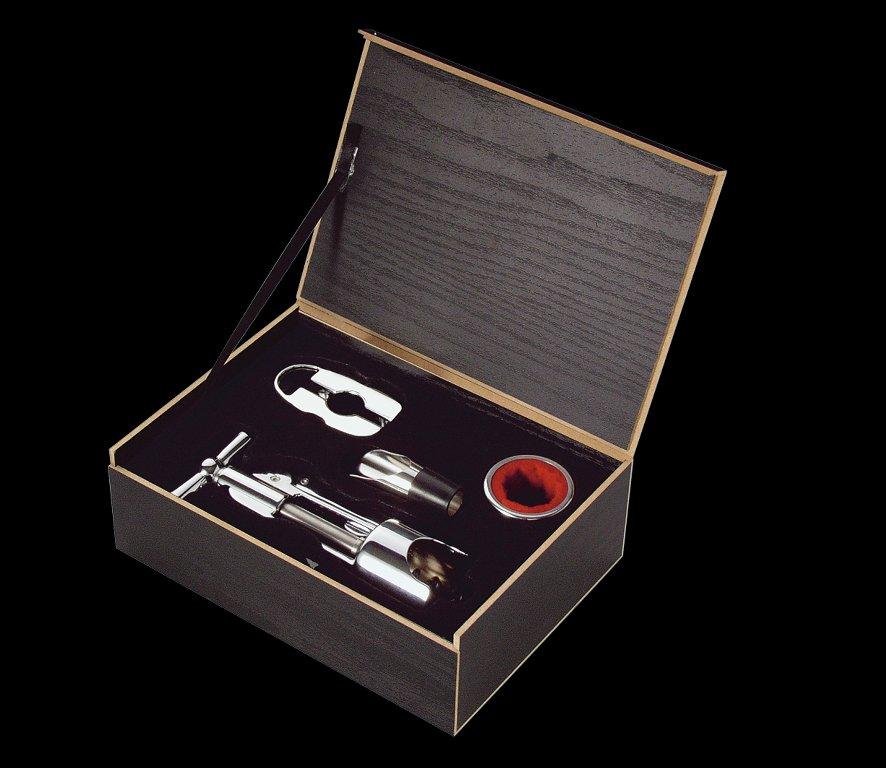 Dárková kazeta na víno TOSCANA 4 ks - Cilio