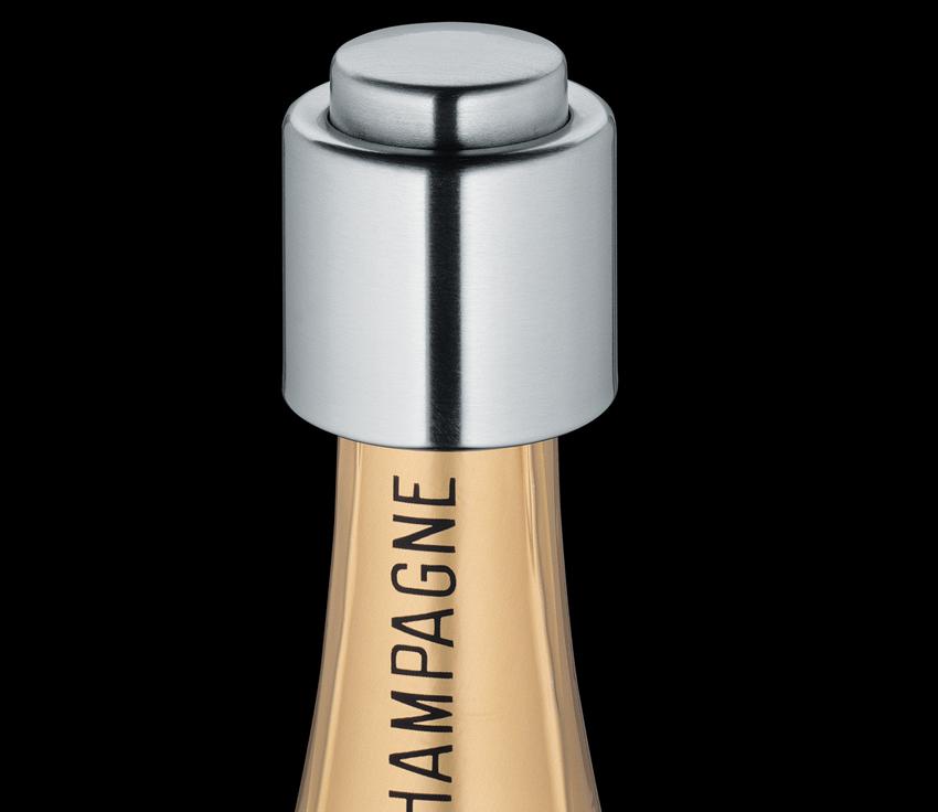 Uzávěr na láhev šampaňského - Cilio