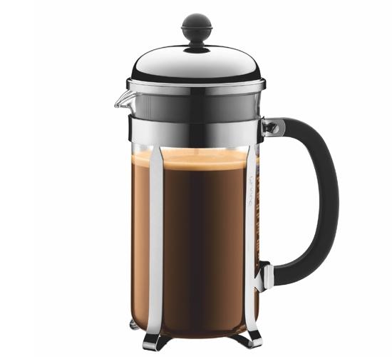 Kávovar stlačovací Chambord 1,0 l - Bodum