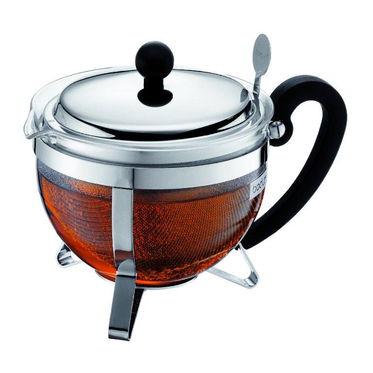 Konvice na čaj s nerezovým sítkem CHAMBORD 1,0 l - Bodum