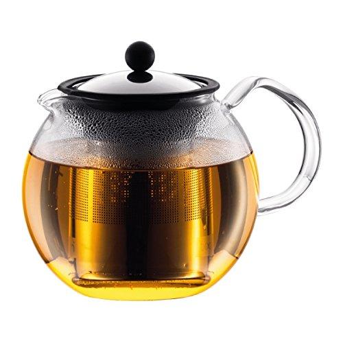 Konvice na čaj s nerezovým sítkem ASSAM 1,0 l - Bodum
