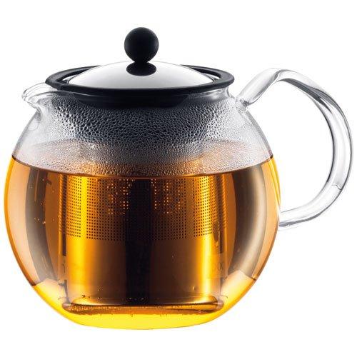 Konvice na čaj s nerezovým sítkem ASSAM 1,5 l - Bodum