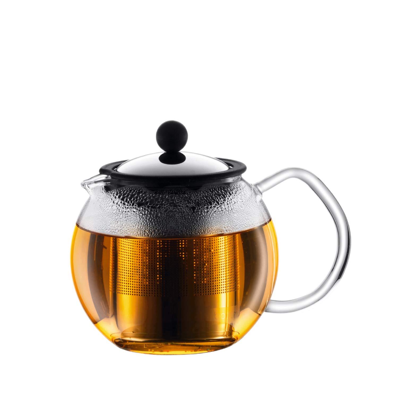 Konvice na čaj s nerezovým sítkem ASSAM 0,5 l - Bodum