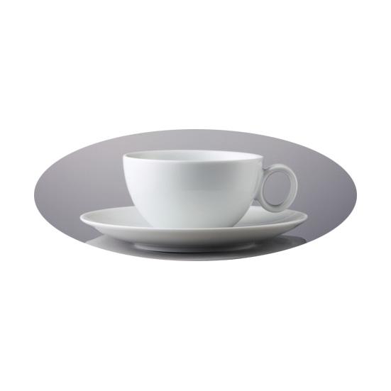 Loft Porcelánový Šálek na čaj s podšálkem 0,25 l - Thomas Rosenthal