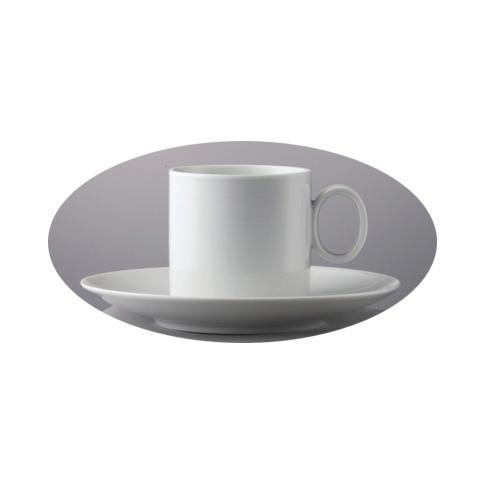 Loft Porcelánový Šálek na kávu s podšálkem 0,21 l - Thomas Rosenthal