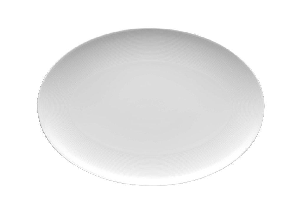 Loft Porcelánový Tác oválný 40 cm - Thomas Rosenthal