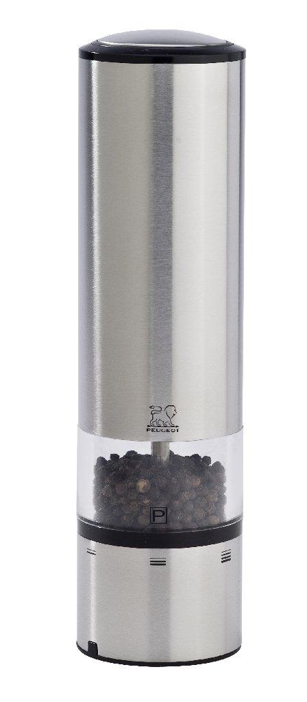 Elektrický mlýnek na pepř 20 cm ELIS nerez - Peugeot