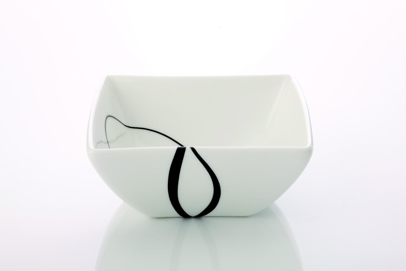 Čtvercová miska Breeze 10 x 10 cm - Maxwell Williams