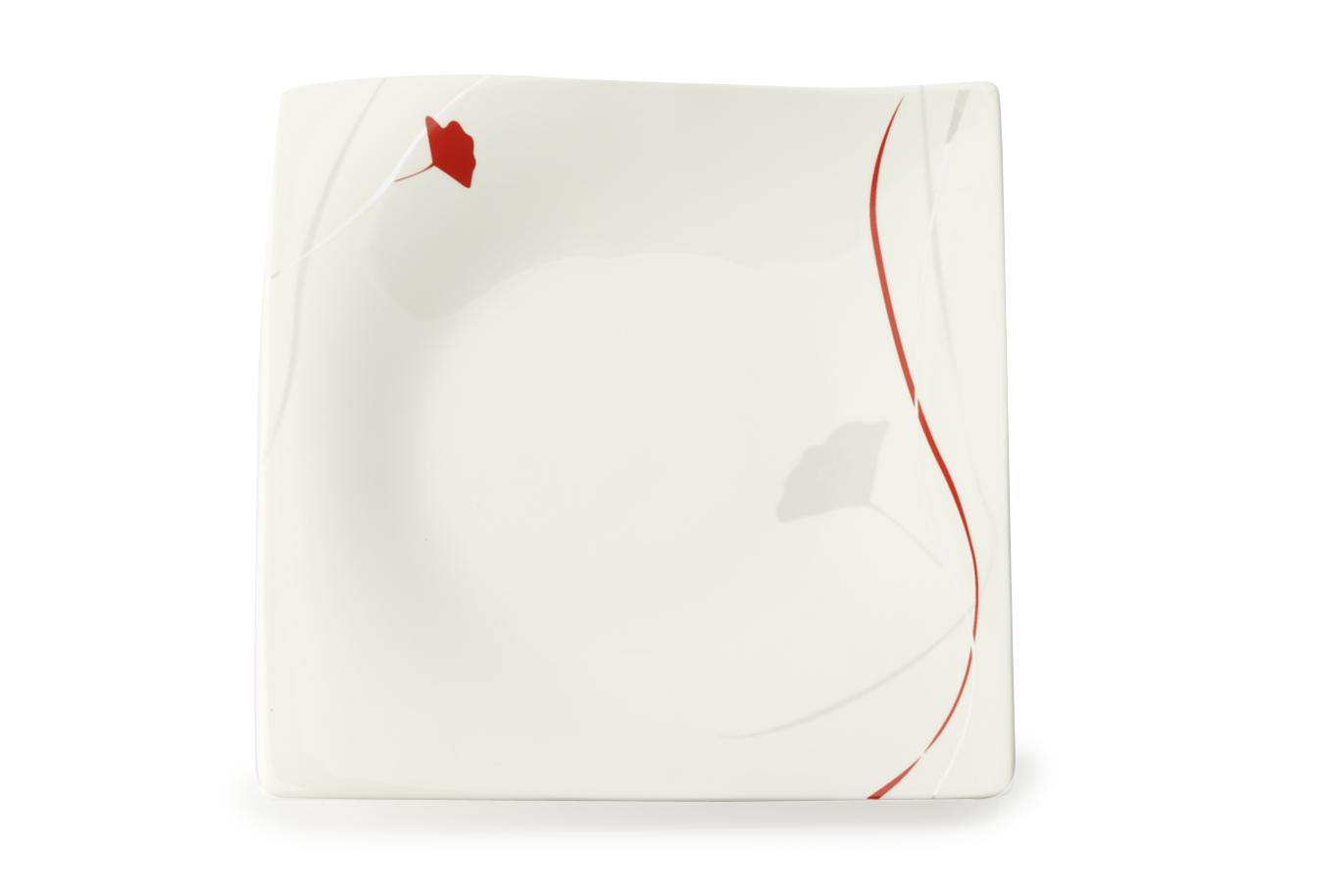 Čtvercový dezertní talíř Passion 18 x 18 cm - Maxwell&Williams