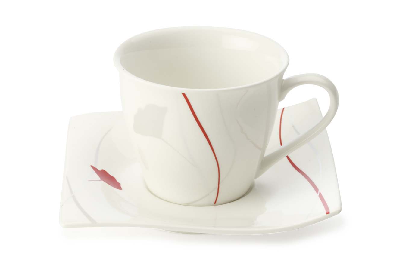 Šálek s podšálkem na cappuccino Passion 230 ml - Maxwell&Williams