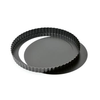 DELICIOUS Forma na quiche s odnímatelným dnem 28 cm - KAISER