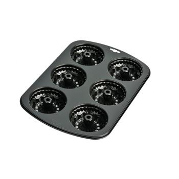 Muffins&Co! Plech na 6 mufinů - bábovky 38 x 27 cm - KAISER