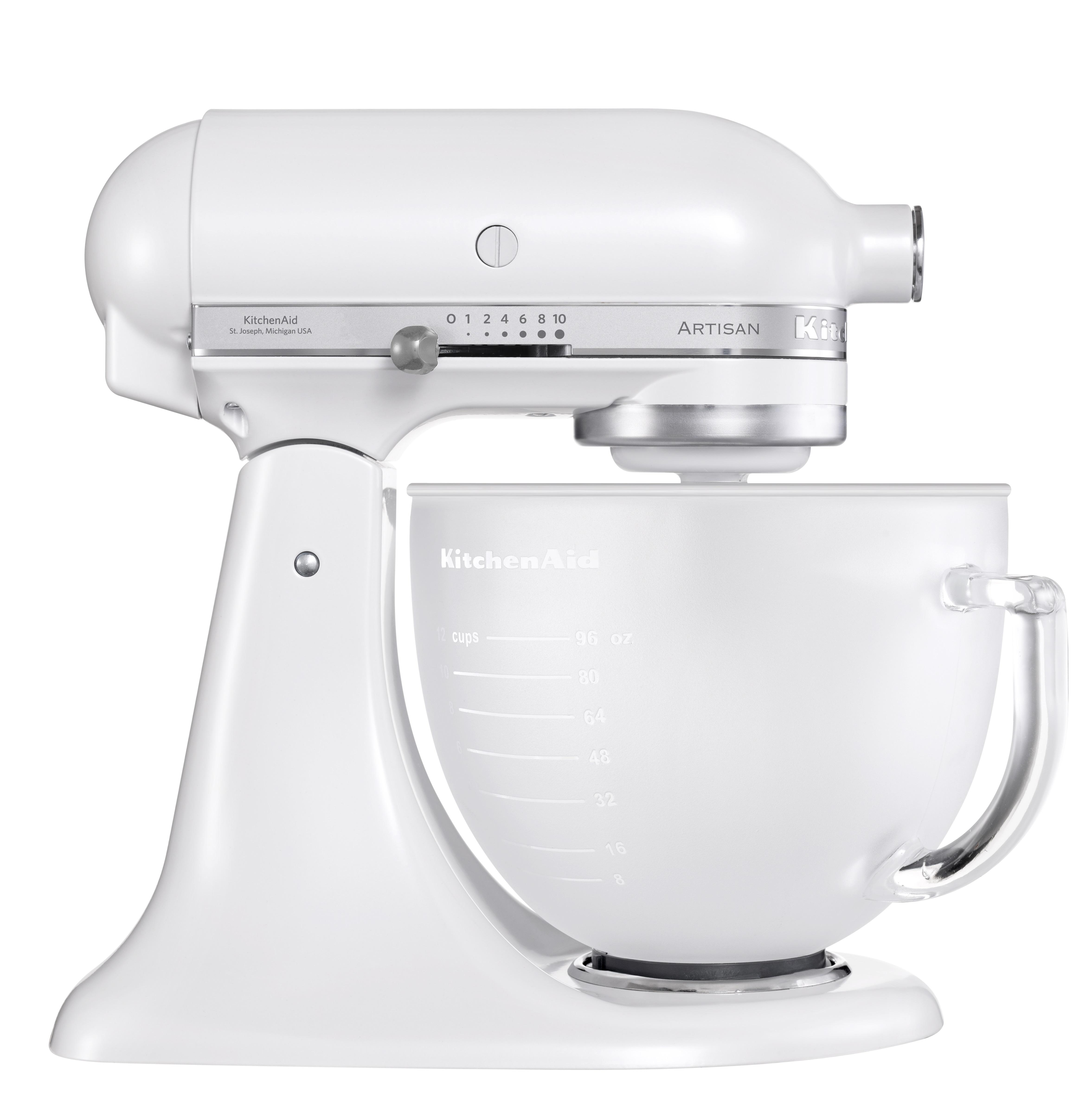 Kuchyňský robot Artisan matně perlový - KitchenAid