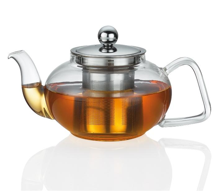 Čajová konvice s nerezovým filtrem 400 ml - Küchenprofi