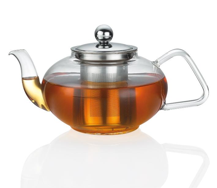 Čajová konvice s nerezovým filtrem 800 ml - Küchenprofi