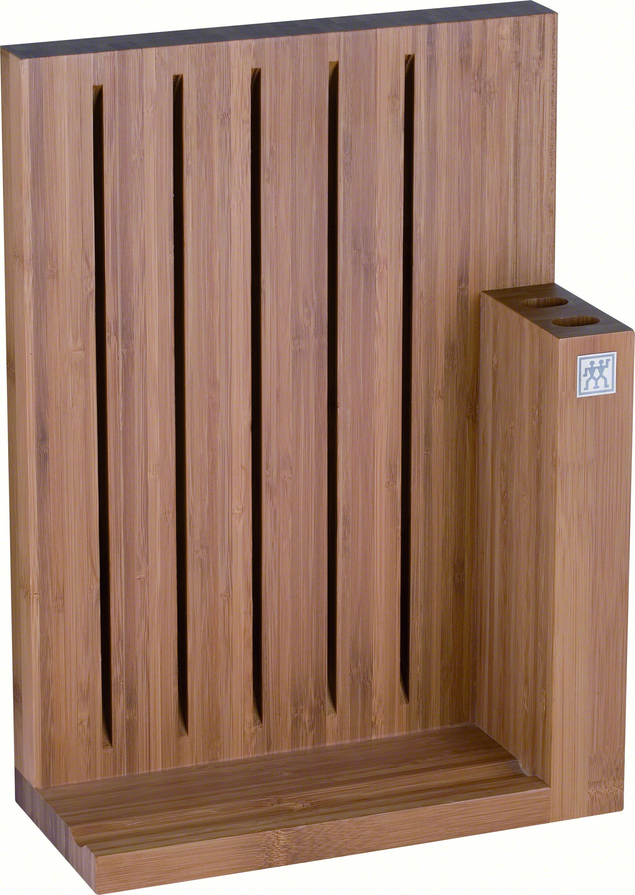 Magnetický blok na nože bambus na 7ks - ZWILLING J.A. HENCKELS Solingen