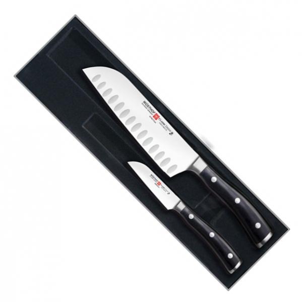 Sada nožů CLASSIC IKON 2 ks - Wüsthof Dreizack Solingen