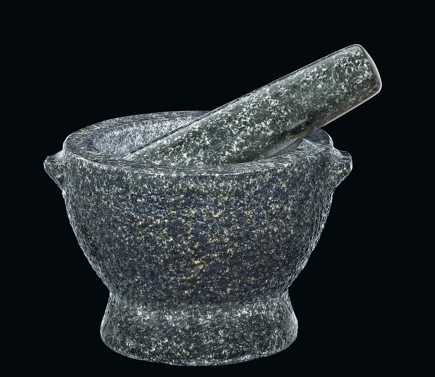 Granitový hmoždíř GOLIATH - Cilio