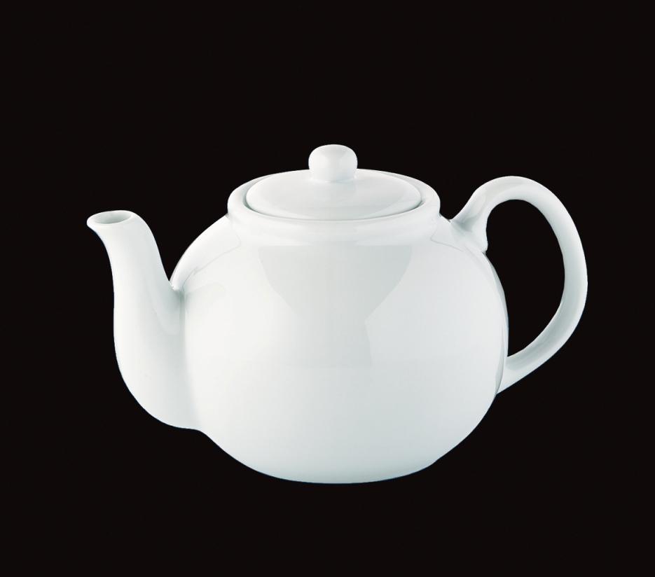 Porcelánová konvička na čaj 1,25 l - Cilio