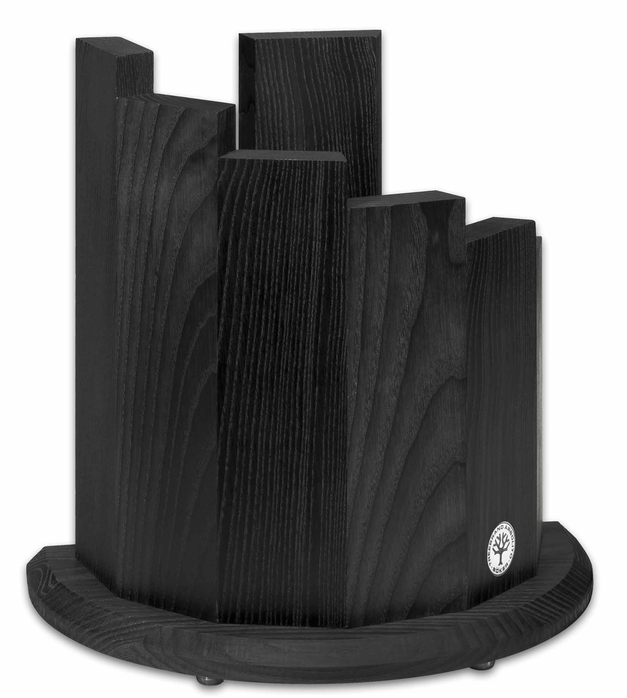 Magnetický blok na nože černý na 7ks - Böker Solingen