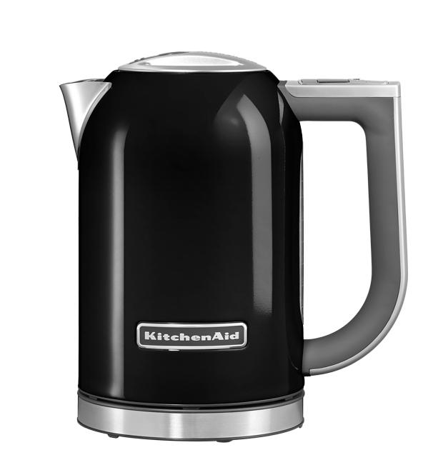 Rychlovarná konvice černá 1,7 l - KitchenAid