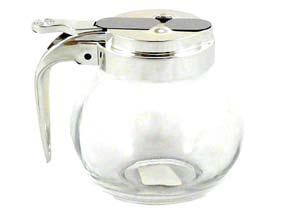 Dávkovač medu skleněný 250 ml
