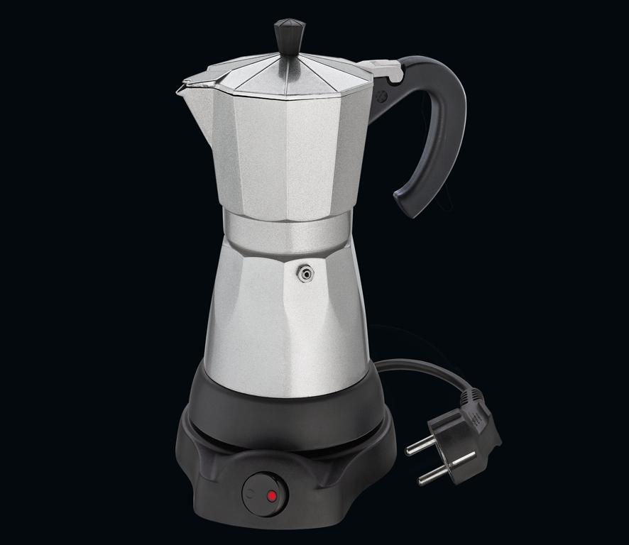 Kávovar elektrický Classico na 6 šálků 300 ml - Cilio