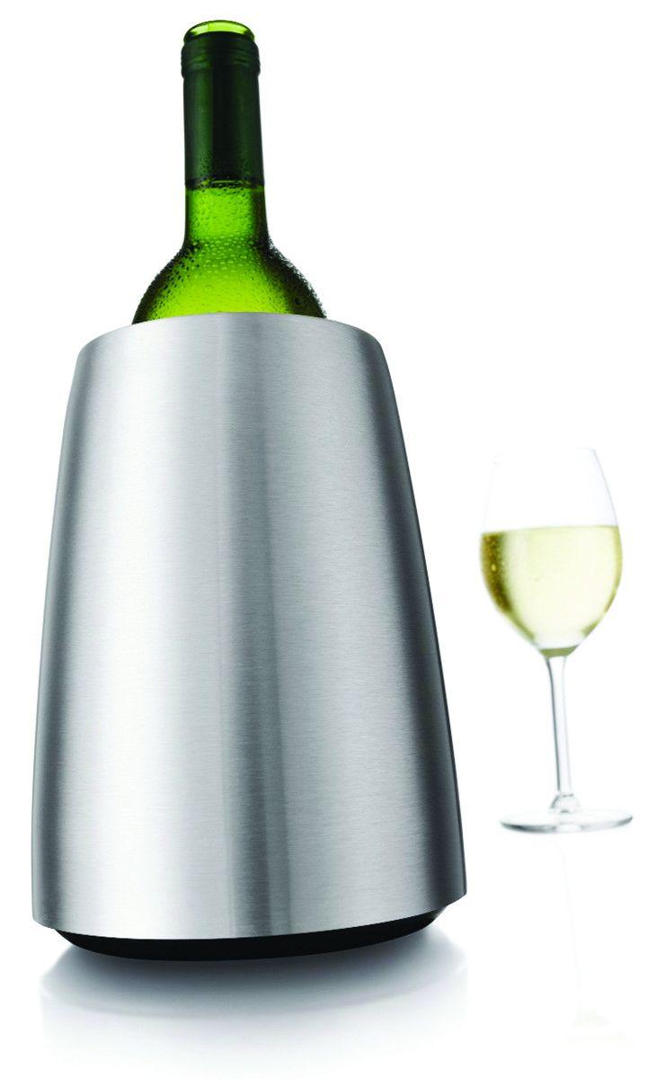 Chladič na víno nerezový - Vacuvin