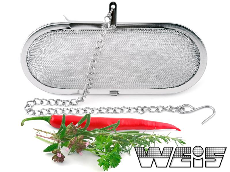 Nerezové sítko na koření 12 cm - Weis