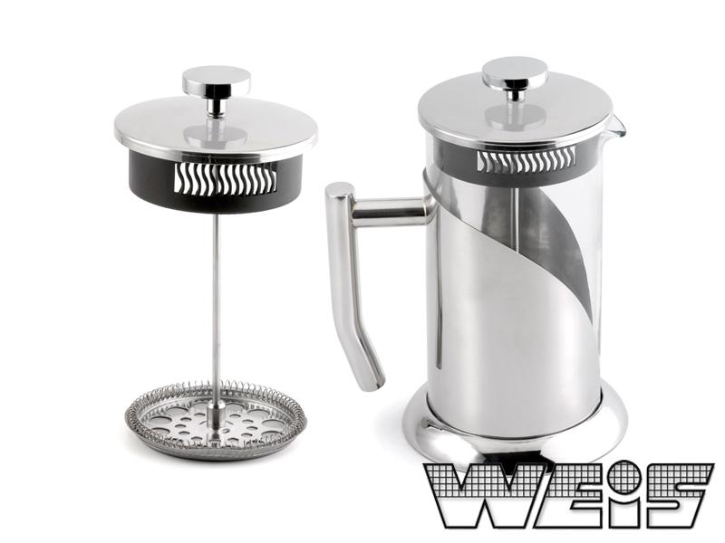 Kávovar French Press 350ml - Weis
