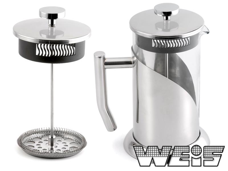 Kávovar French Press 800ml - Weis
