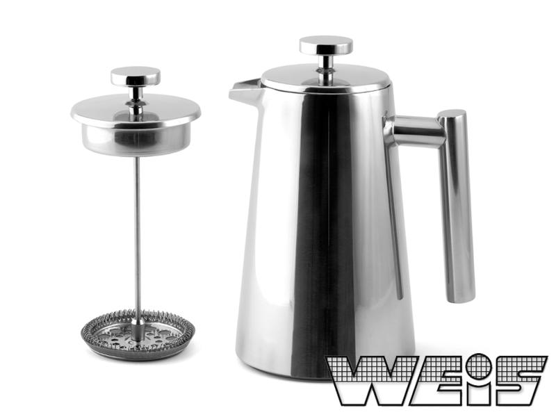 Stlačovací Kávovar 650ml - Weis