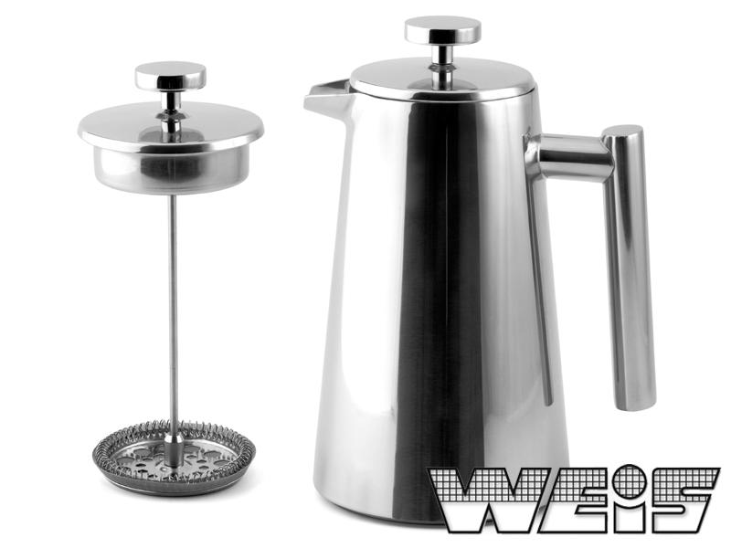 Stlačovací Kávovar 1000ml - Weis