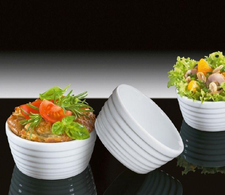 Zapékací miska Ramekin BURGUND 9 cm - Küchenprofi