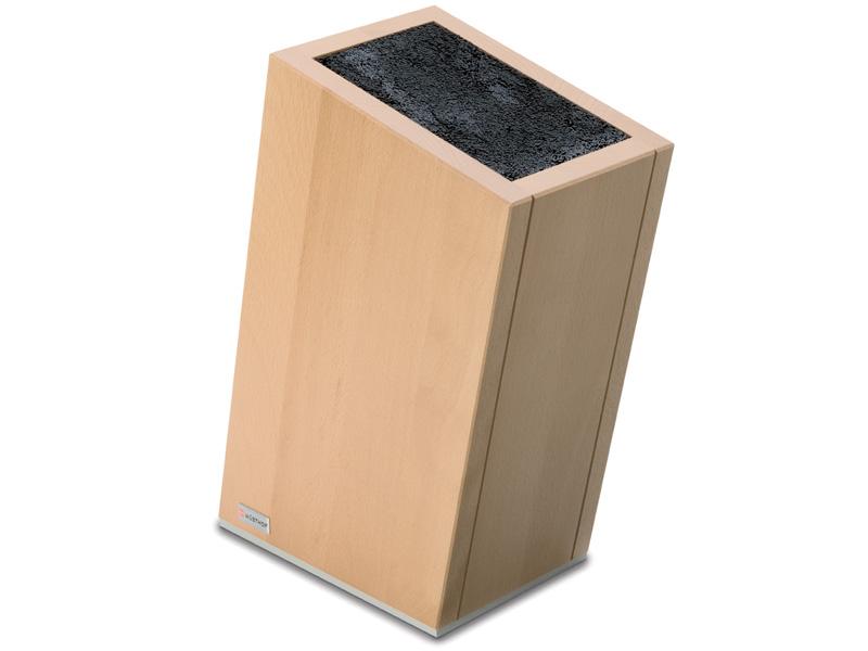 Blok na nože, na 10ks, bukové dřevo - Wüsthof Dreizack Solingen