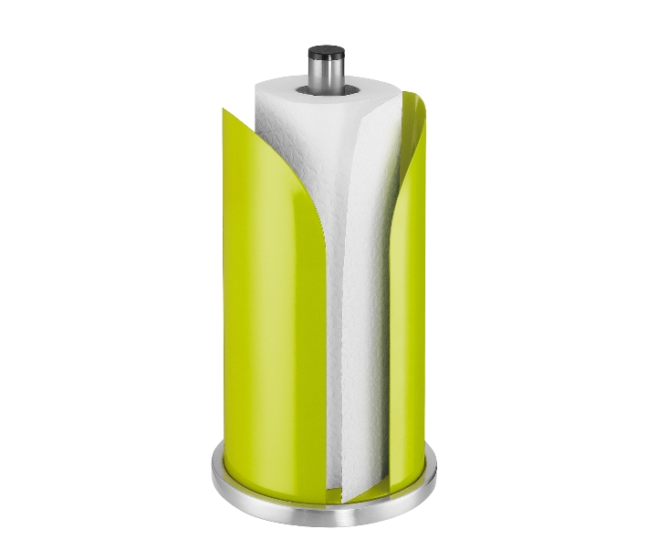 Stojan na papírové utěrky zelený - Küchenprofi
