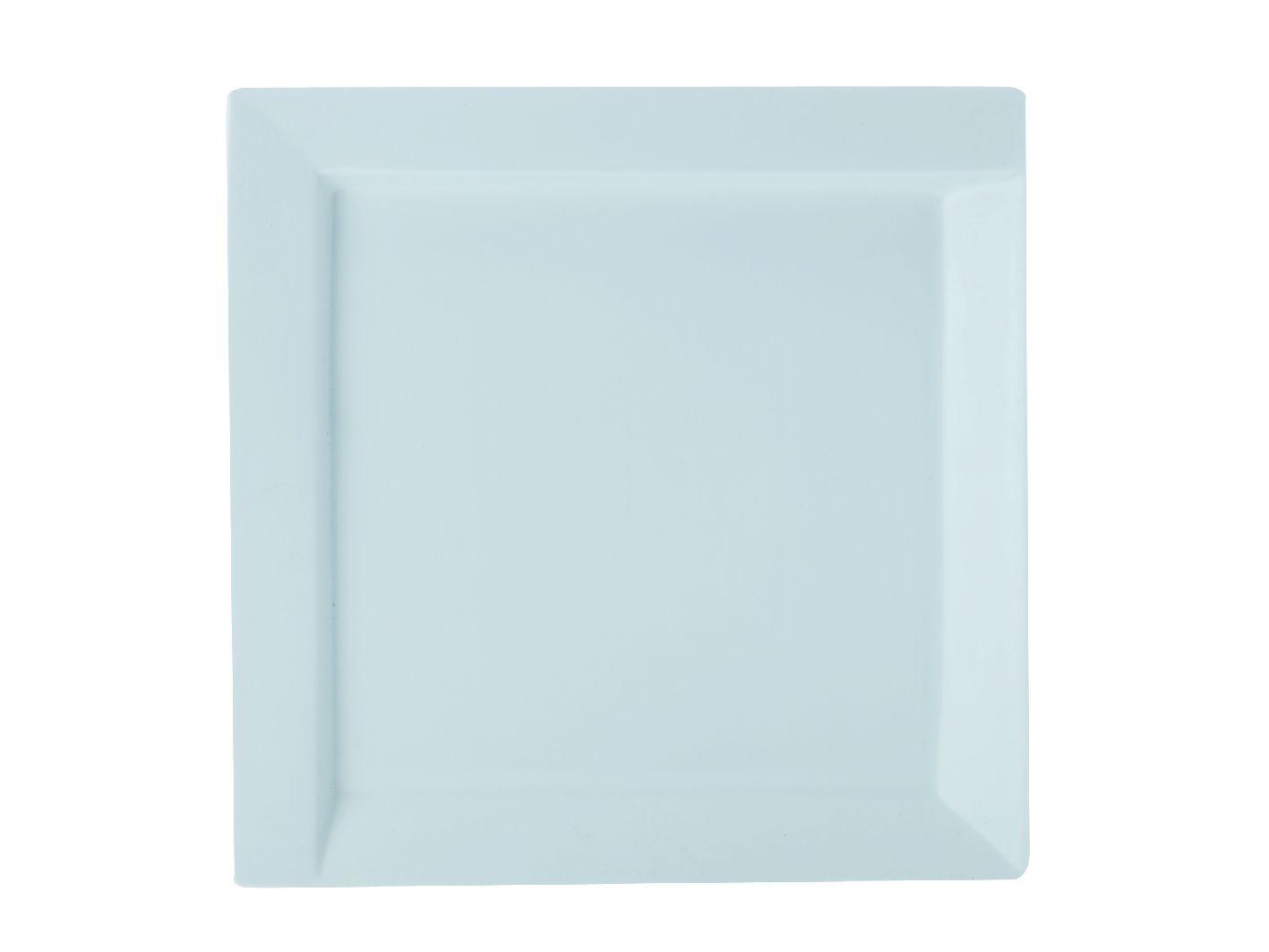 Porcelánový Čtvercový talíř ZiiZ 30 cm - Maxwell&Williams