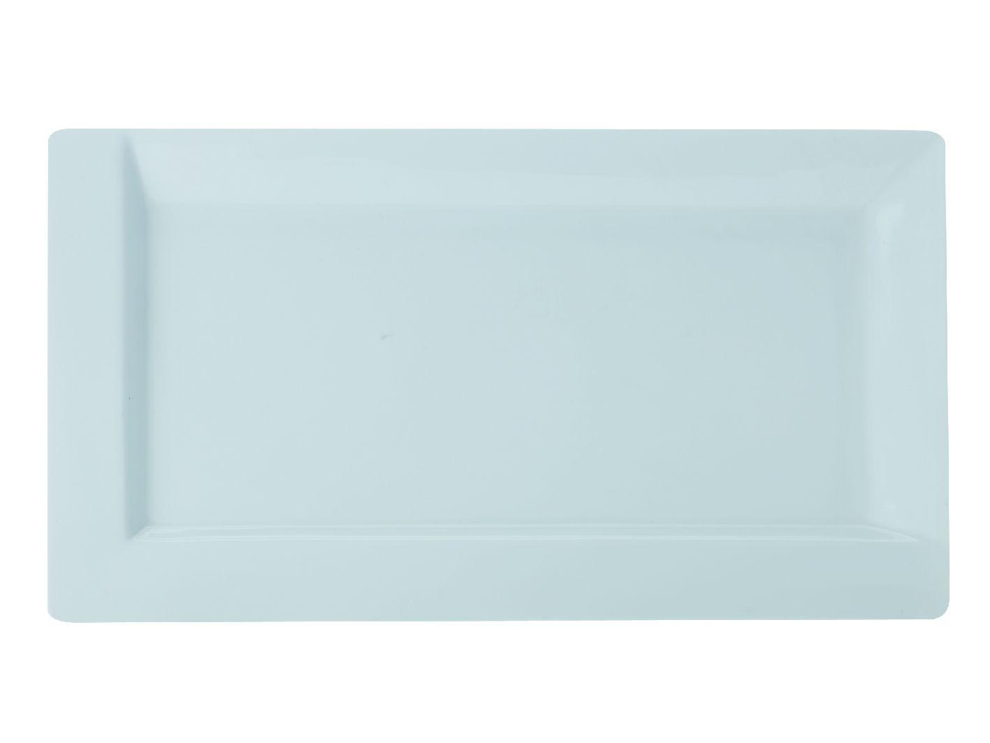 Porcelánový Obdélníkový talíř ZiiZ 25 x 16 cm - Maxwell&Williams