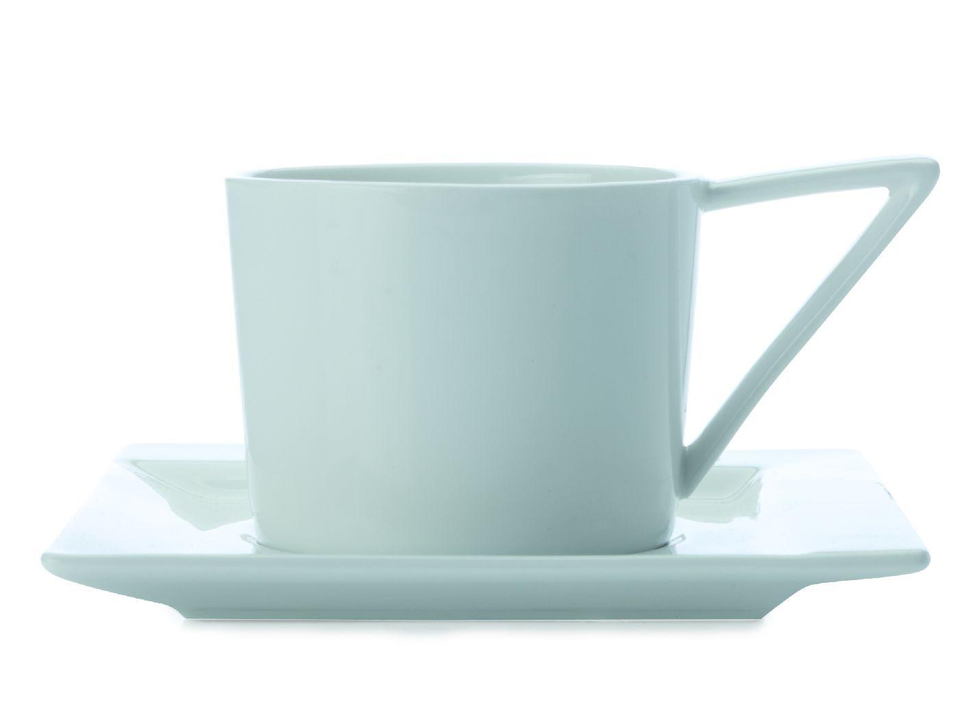 Šálek s podšálkem na kávu, cappuccino ZiiZ 200 ml - Maxwell&Williams