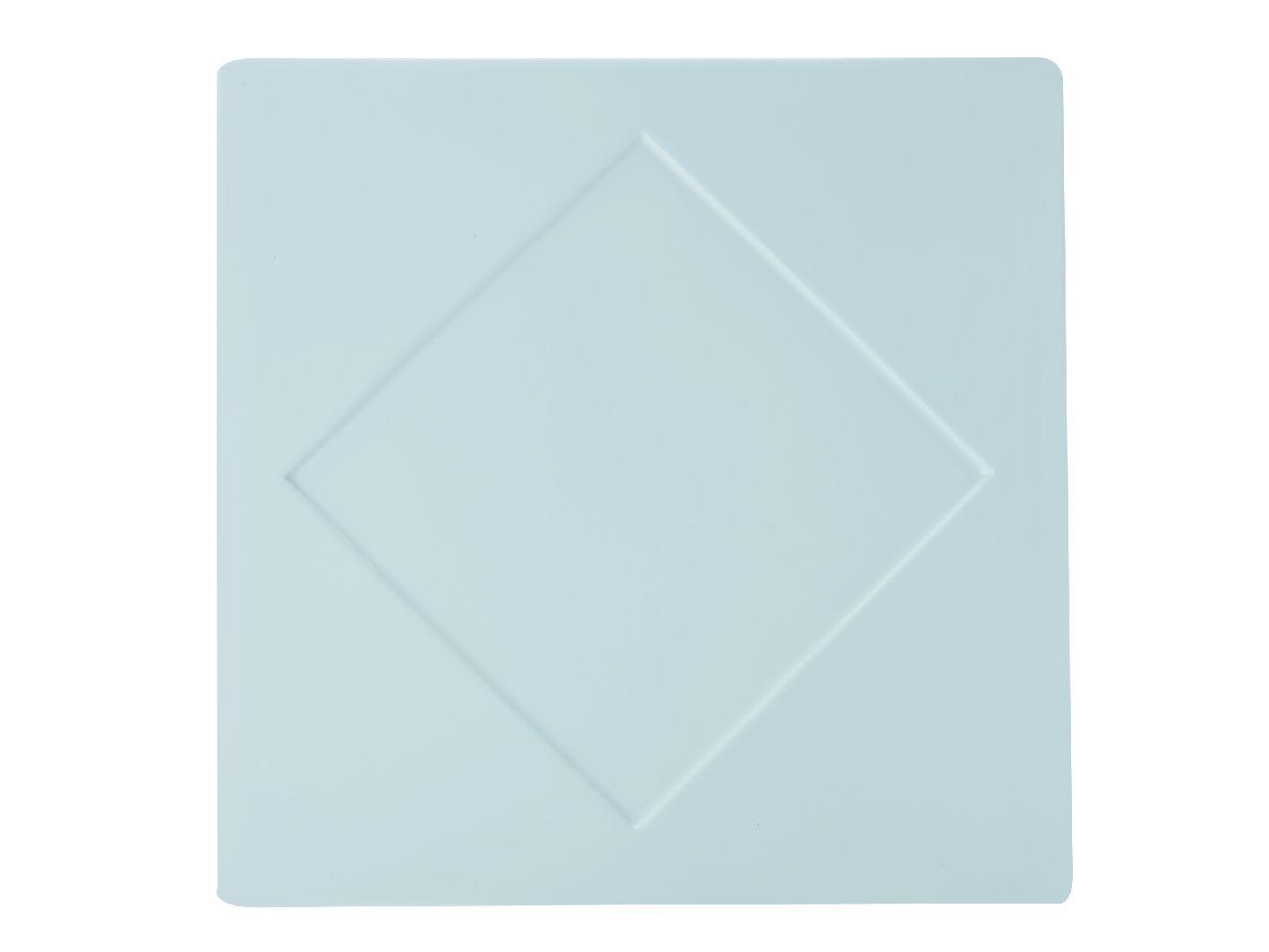 Porcelánový Čtvercový talíř motiv diamant Metrix 30,5 cm - Maxwell&Williams