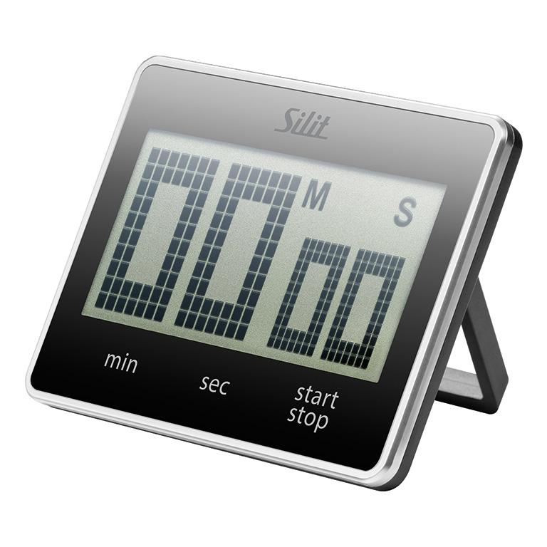 Kuchyňská digitální minutka Attimo černá - Silit