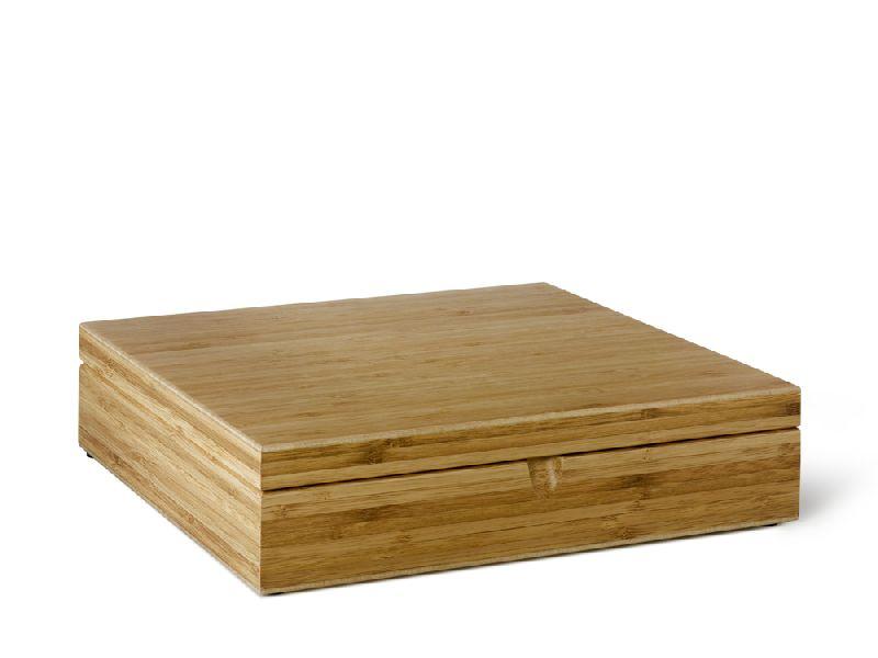 Krabička na porcovaný čaj 12 přihrádek Bamboo - Bredemeijer