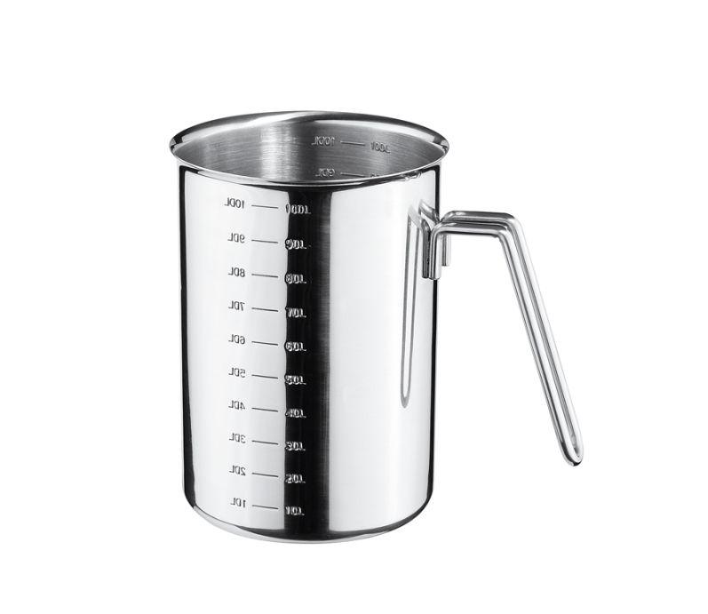 Kuchyňská odměrka z nerez oceli 1 litr - Küchenprofi