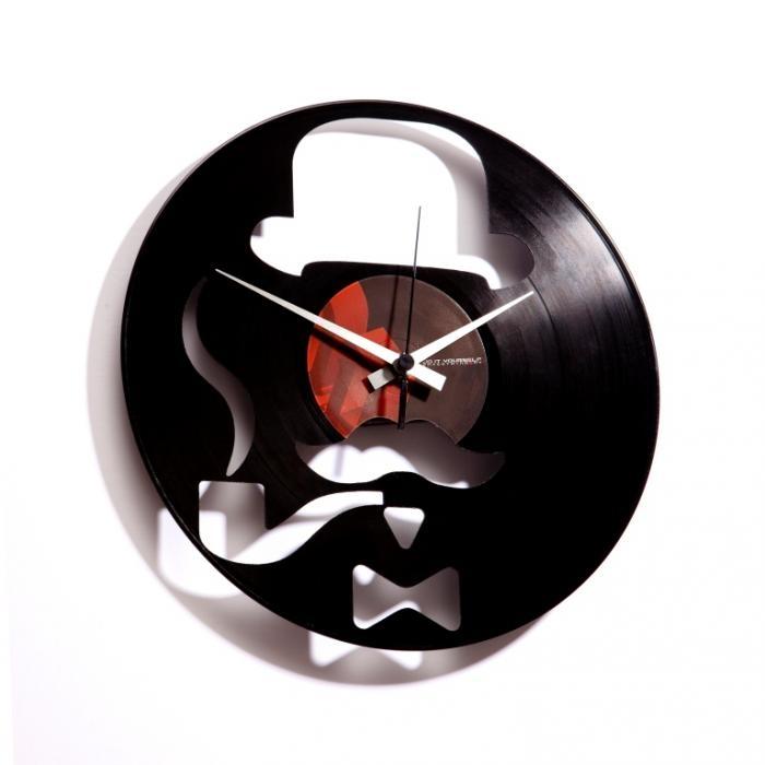 Nástěnné hodiny HARRY - Discoclock