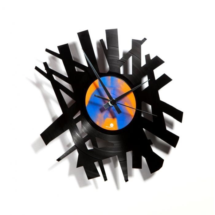 Nástěnné hodiny BIG BANG - Discoclock