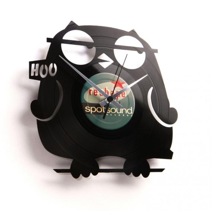 Nástěnné hodiny WIZE GUY - Discoclock